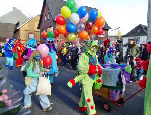 Karnevalsumzug 2016 Alt Hürth
